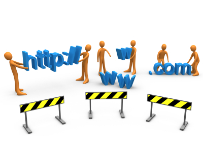 static website costs you traffic